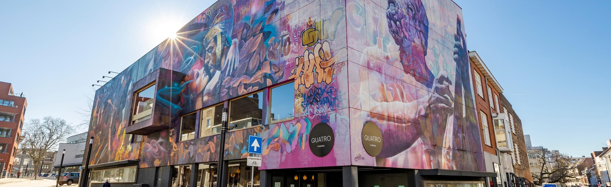 Street Art Heerlen wandeling