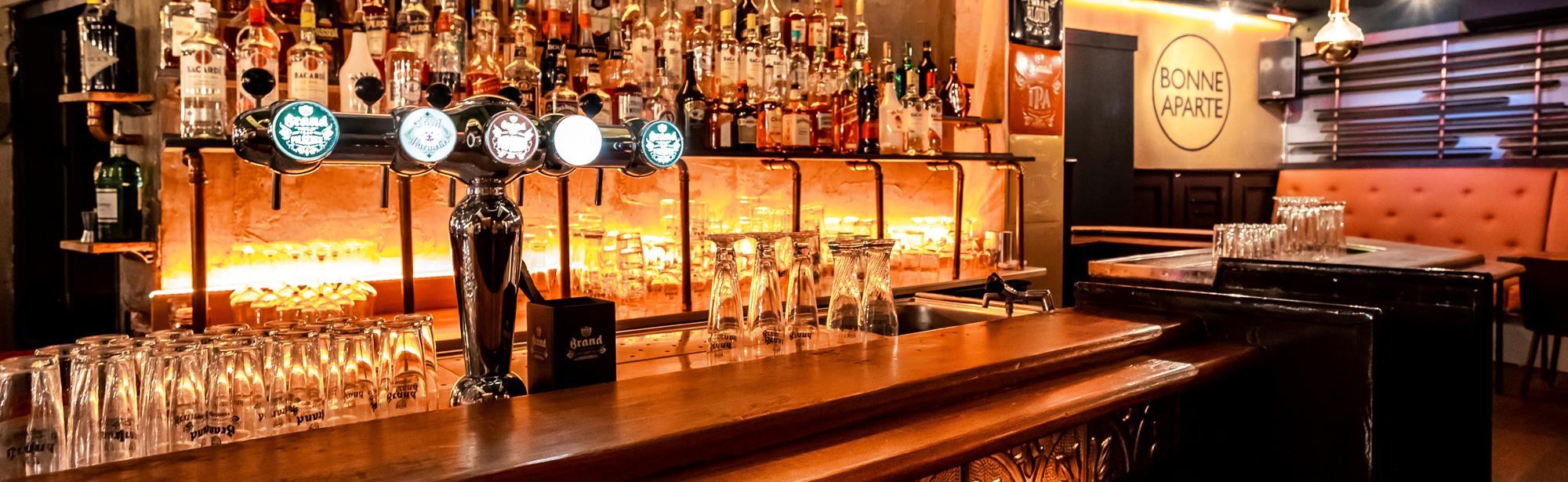 Bonne Aparte Food|Drinks