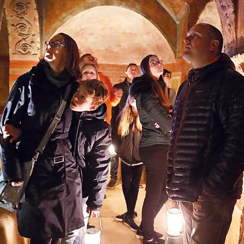 Museum Romeinse Katakomben - Foto 0