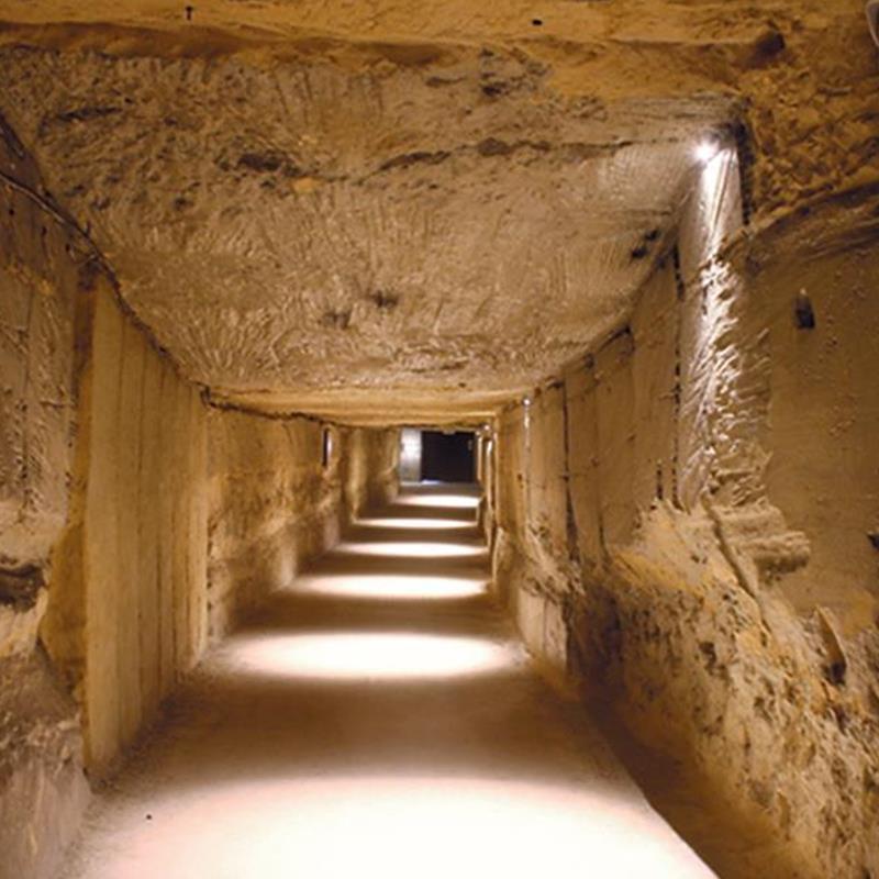 Museum Romeinse Katakomben - Foto 1