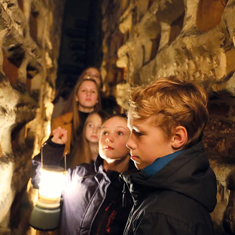 Museum Romeinse Katakomben - Foto 2