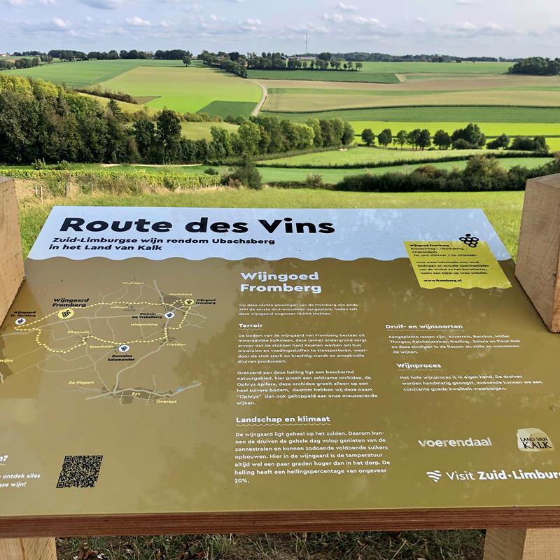 Route des Vins Land van Kalk Ubachsberg Vi3 - Foto 2