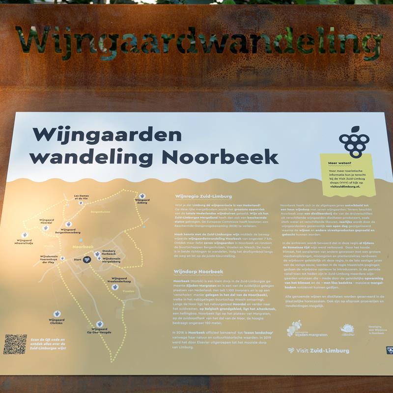 Wijngaarden wandeling Noorbeek Vi2 - Foto 1