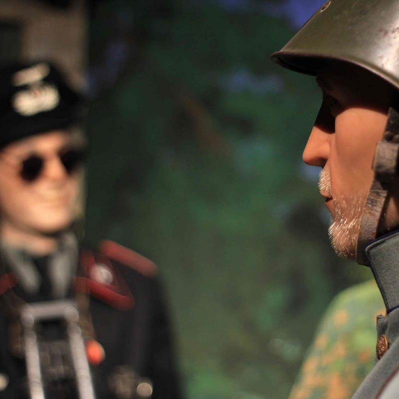 Oorlogsmuseum Eyewitness Beek - Foto 3