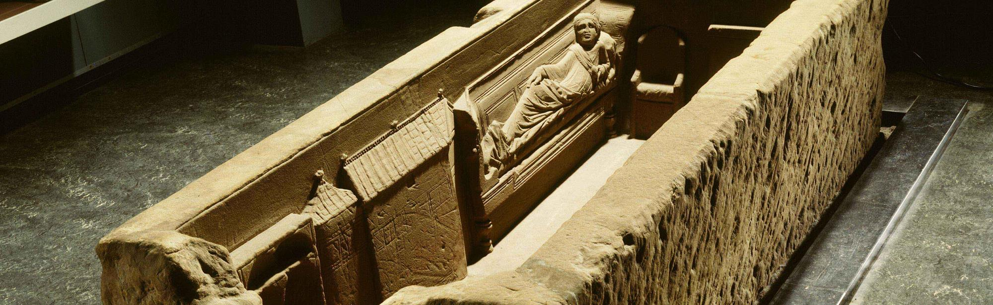 De Sarcofaag van Simpelveld