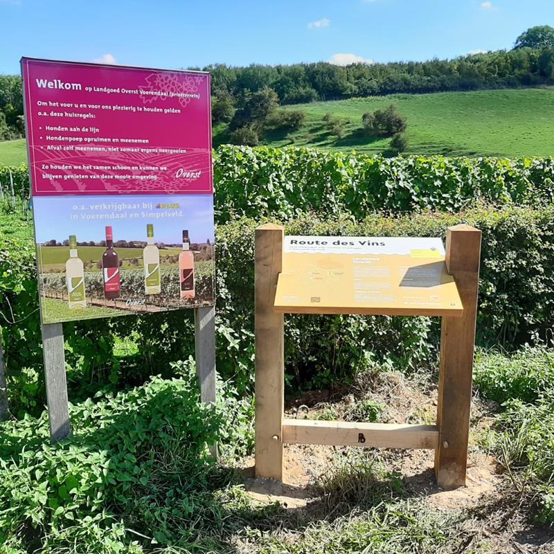 Route des Vins Land van Kalk Winthagen Vi4 - Foto 1