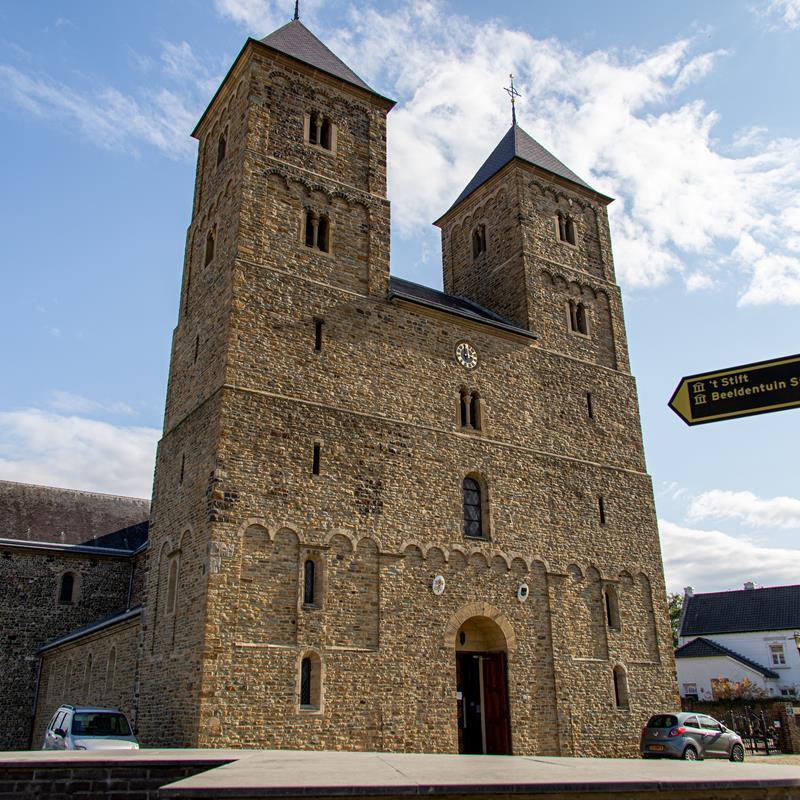 Basiliek Heilige Amelberga - Foto 0