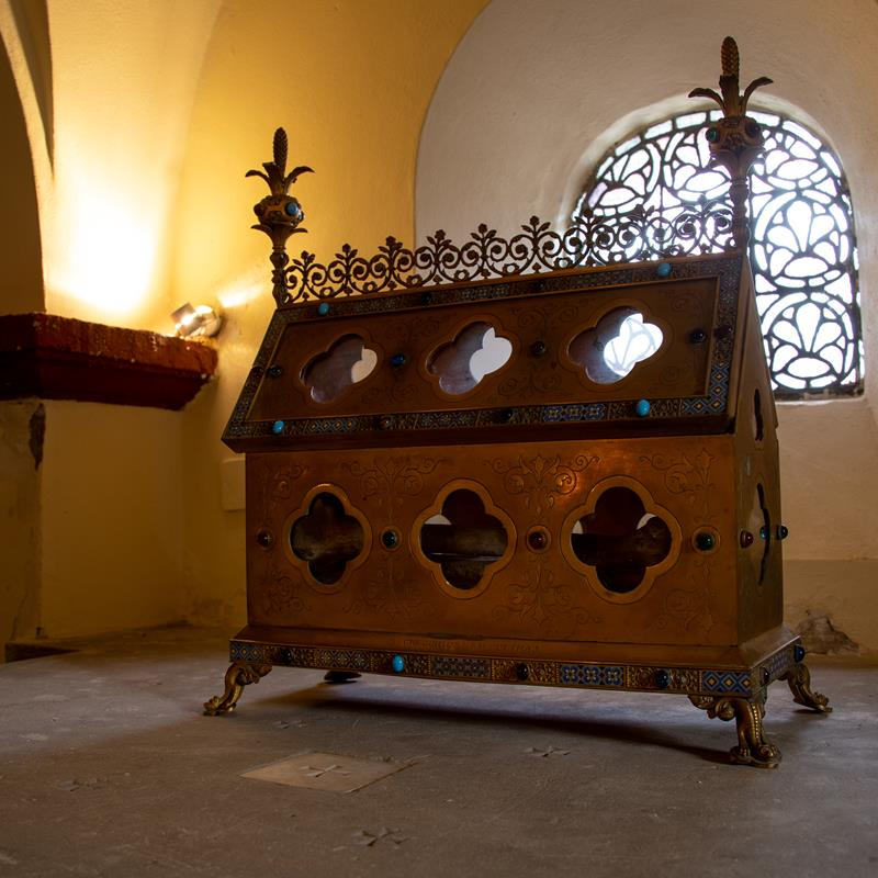 Basiliek Heilige Amelberga - Foto 2