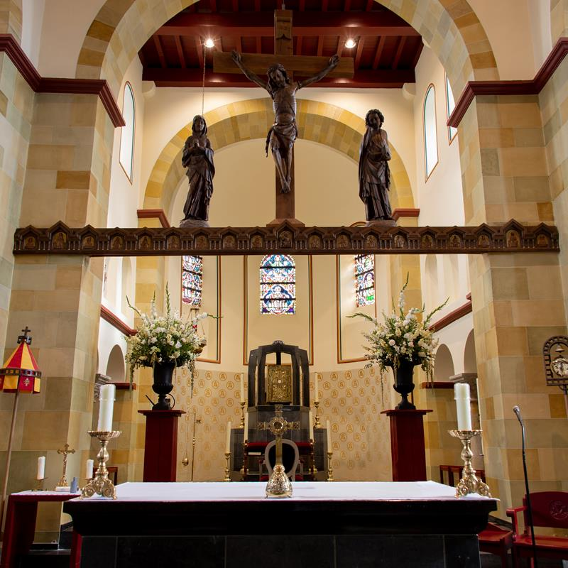 Basiliek Heilige Amelberga - Foto 3