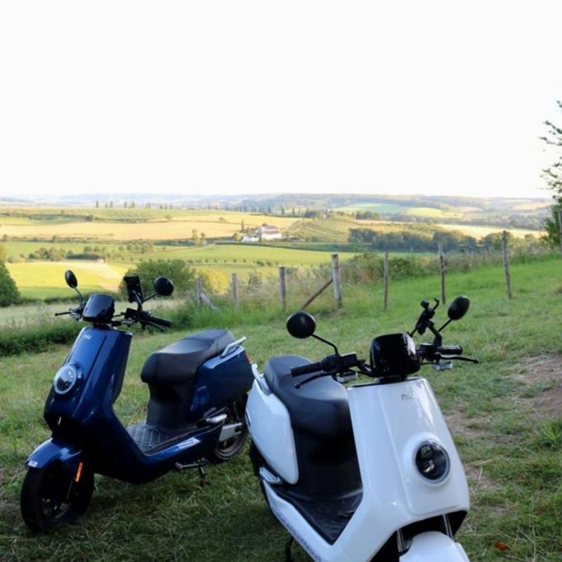 E scooterverhuur Heuvelland - Foto 1