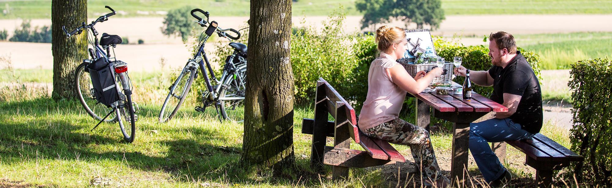 Mergelland fietsroute Noord-lus