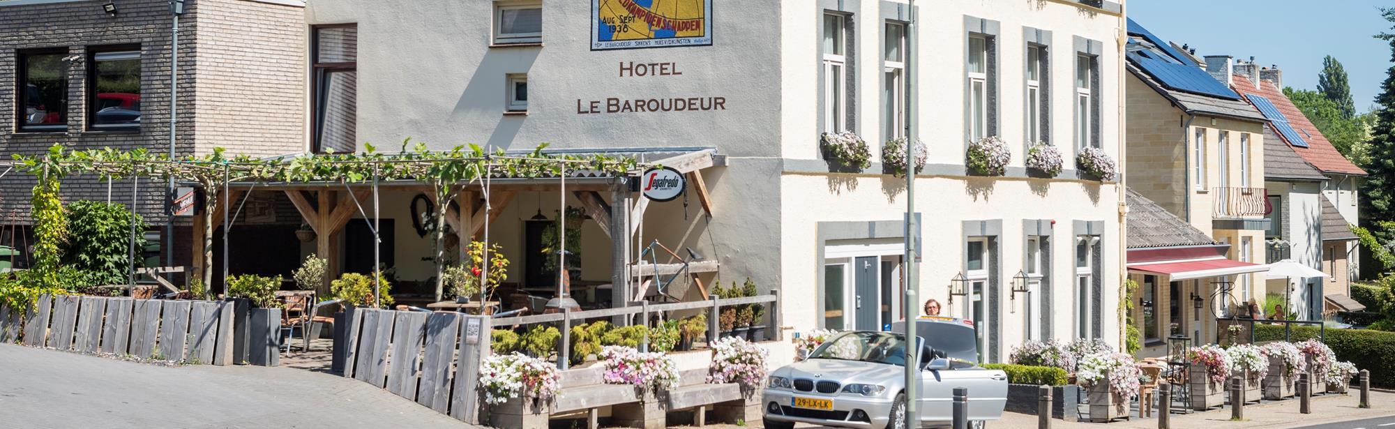 Hotel Le Baroudeur