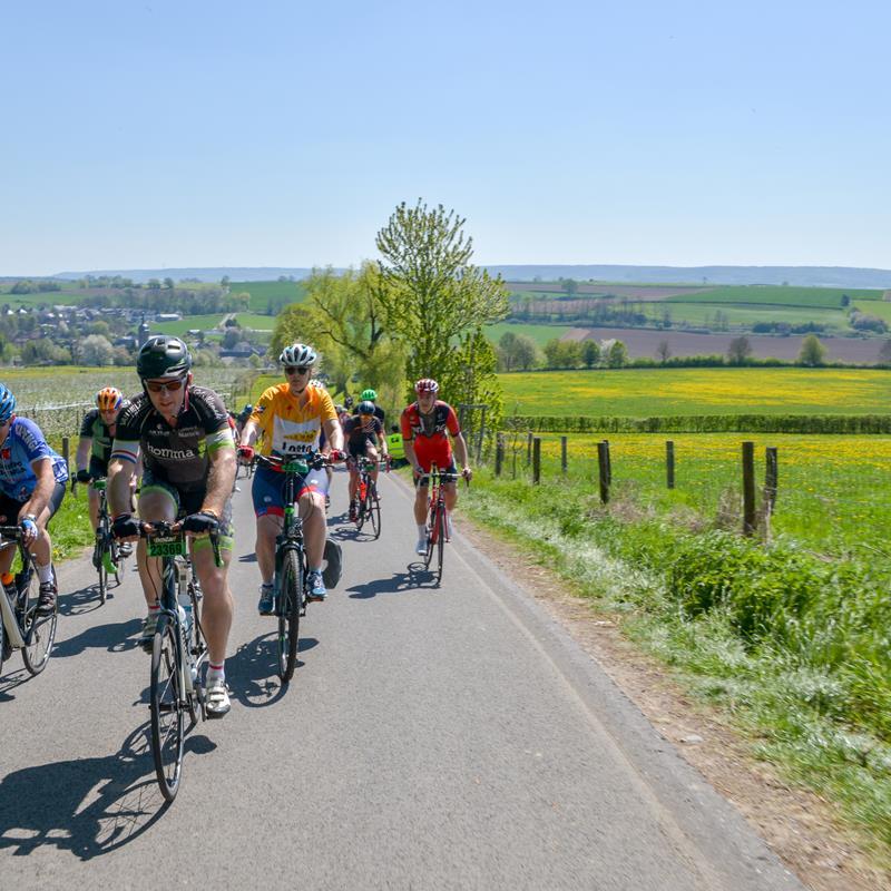 Amstel Gold Race-Lus 1 Zuid-Limburg - Foto 0