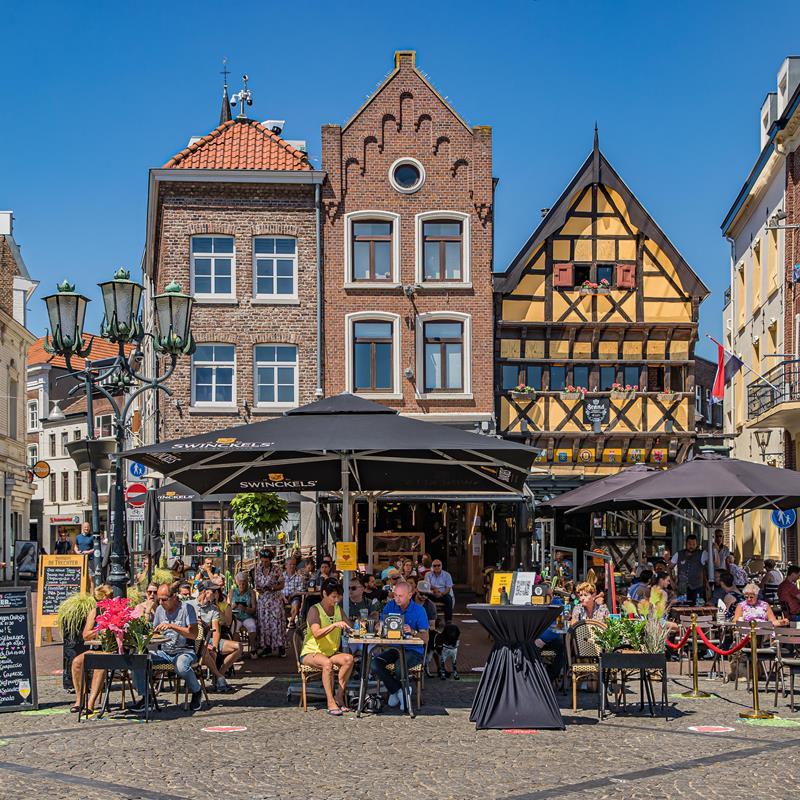Historische Markt Sittard - Foto 0