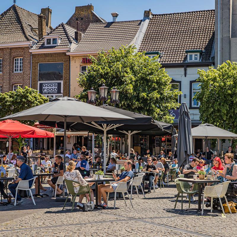 Historische Markt Sittard - Foto 1