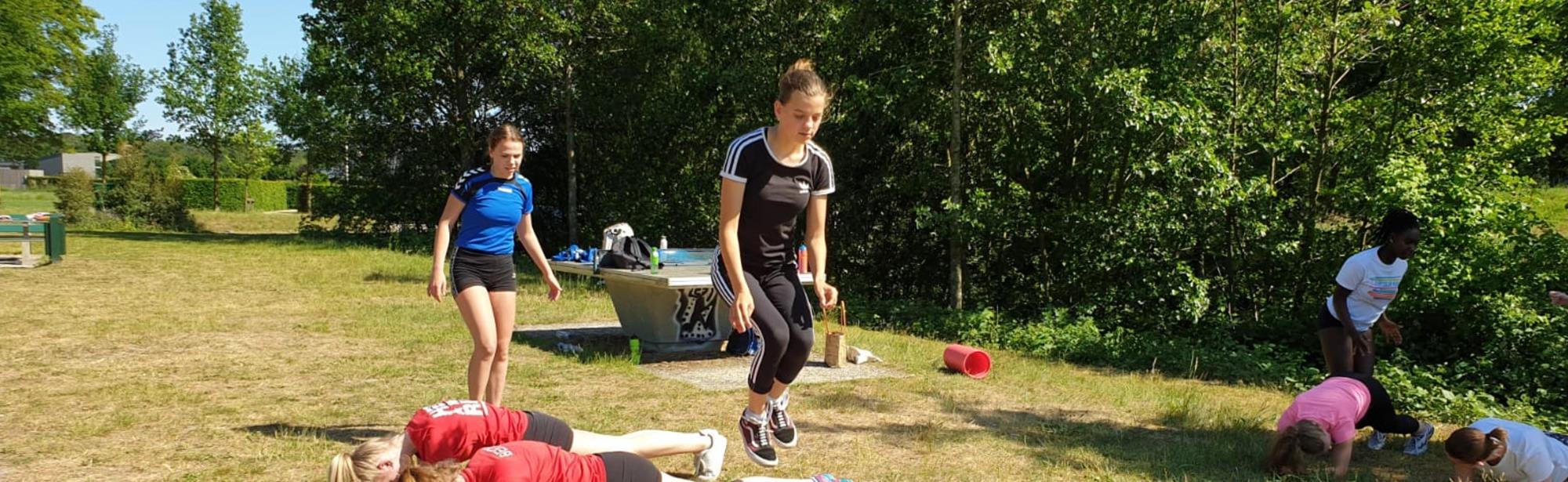 Mosaqua sportweek voor Kids