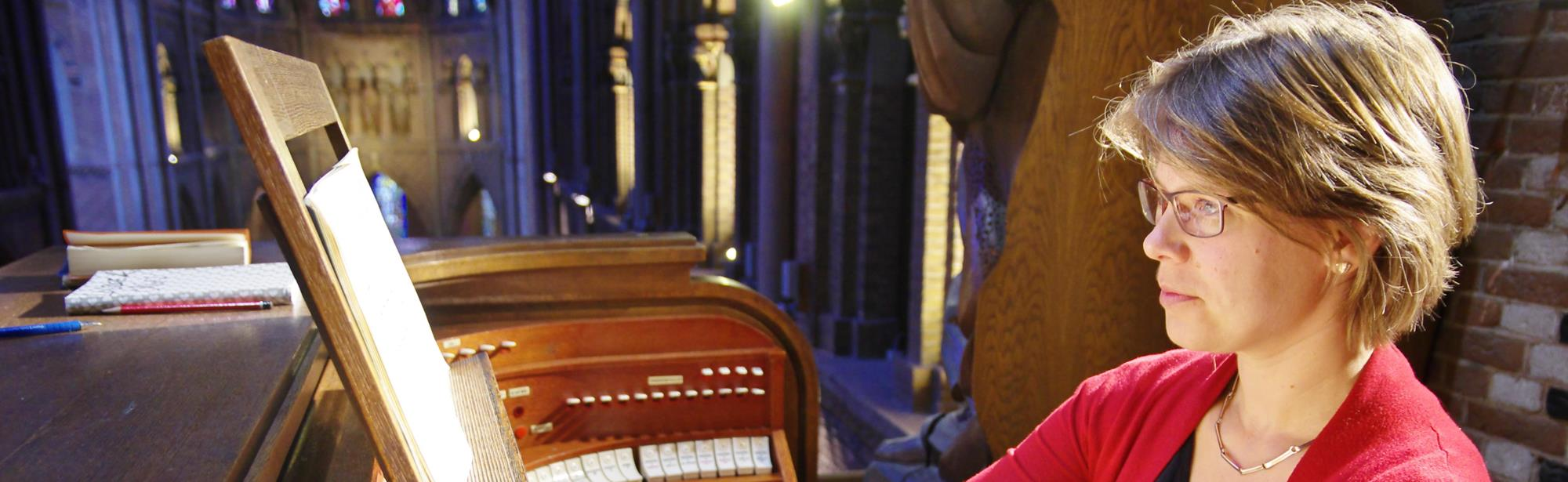 Orgelconcert met Tannie van Loon en Tom Koster