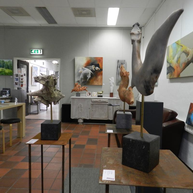 Expositie door de Limburgse Kunstkring - Foto 0