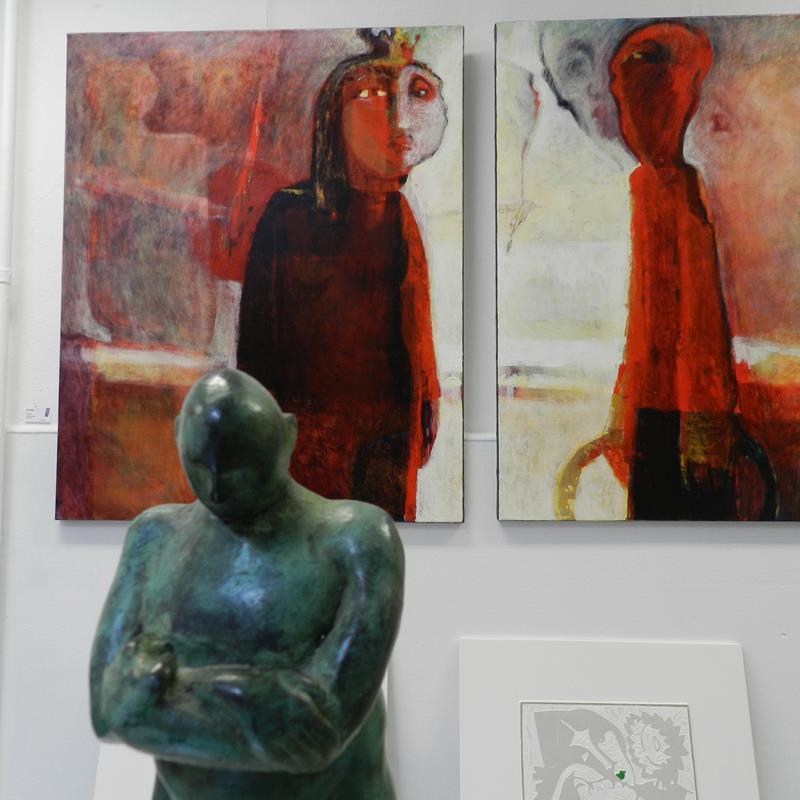 Expositie door de Limburgse Kunstkring - Foto 2