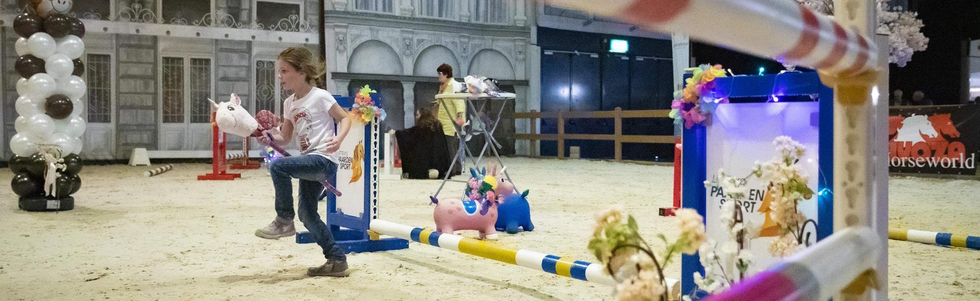 Limburg Paardensport Scholenprogramma's