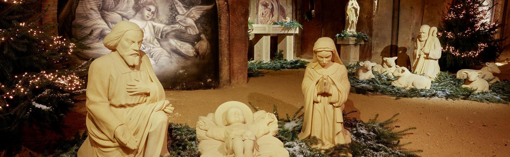 Kerstshow in MergelRijk