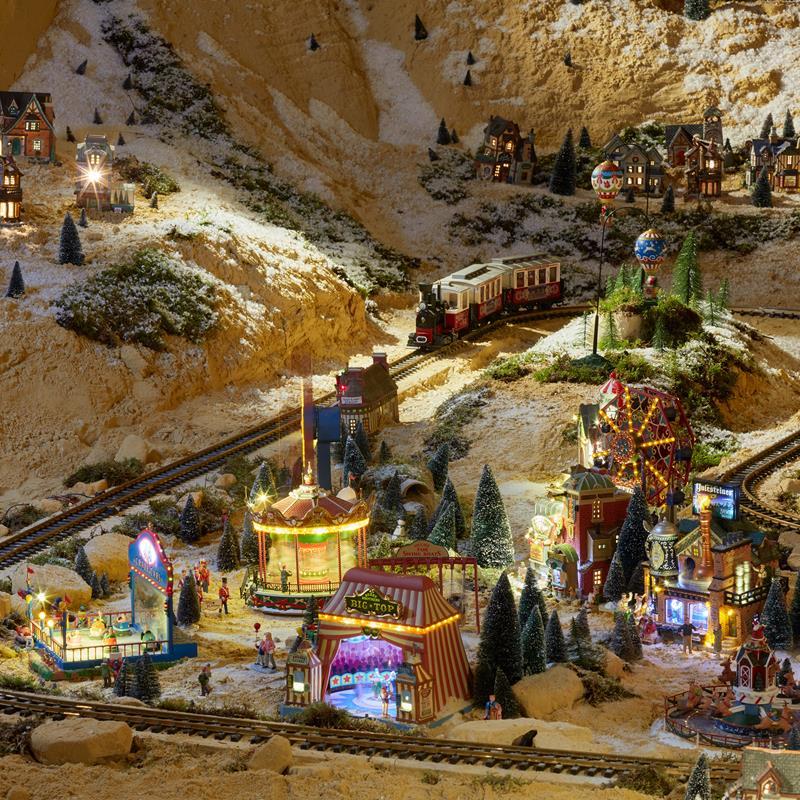 Kerstshow in MergelRijk - Foto 2
