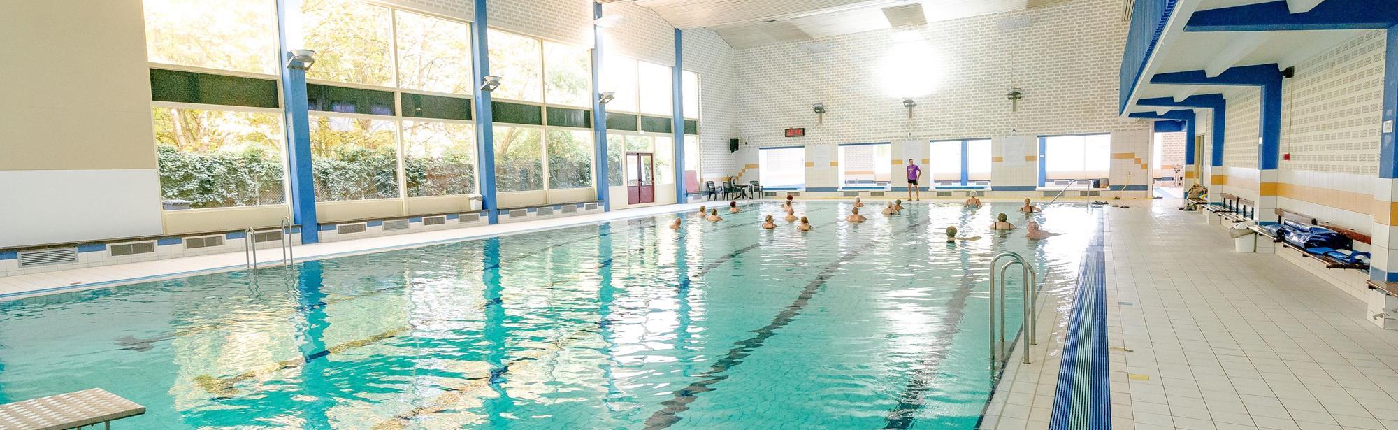Zwembad de Bronspot