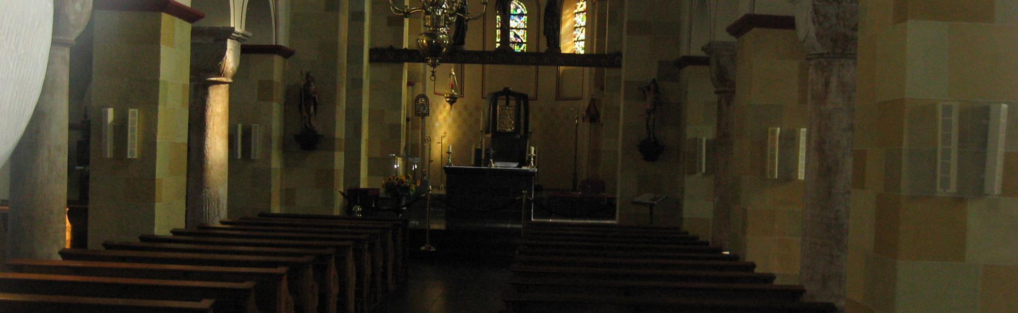 Schatkamer van de Heilige Amelbergakerk Susteren