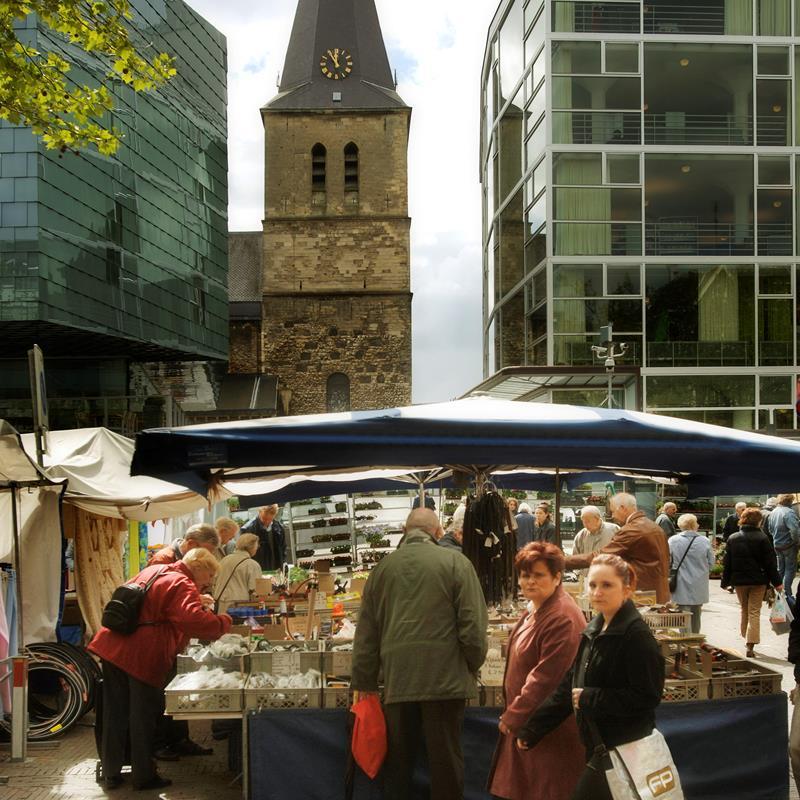 Stadswandeling Heerlen - Foto 1