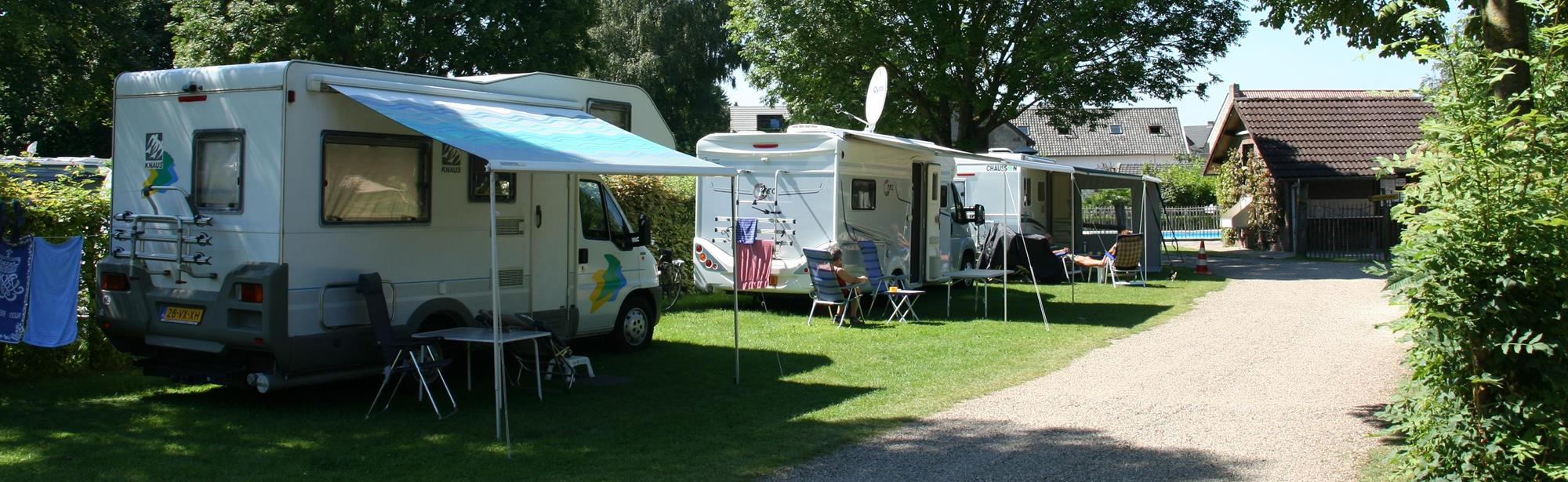 Camping de Linde