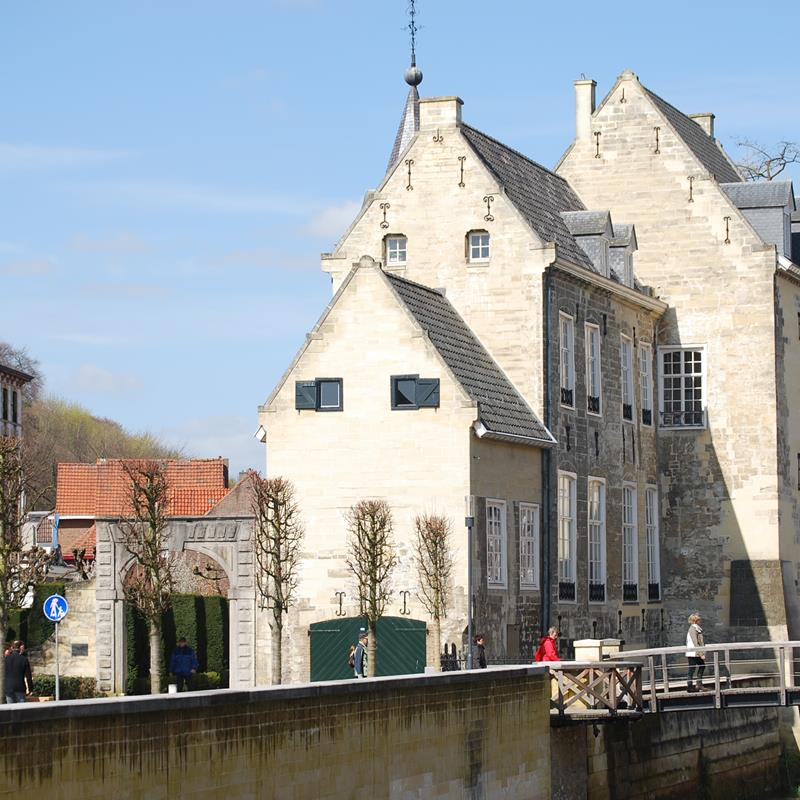 Stadswandeling Valkenburg - Foto 2