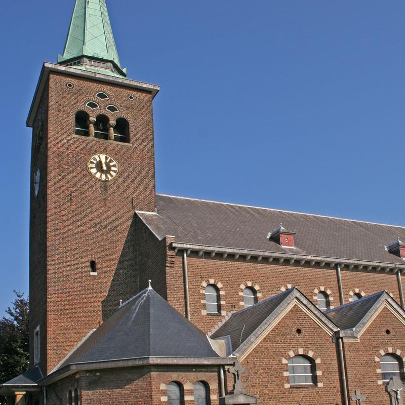 De kerk van de H. Clemens - Foto 0