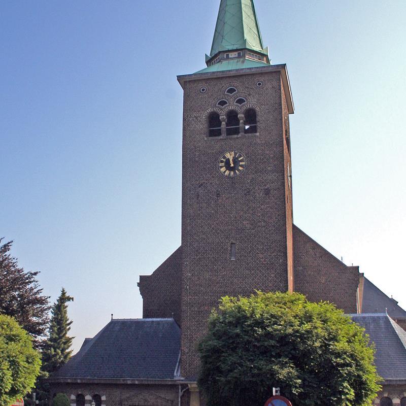 De kerk van de H. Clemens - Foto 1