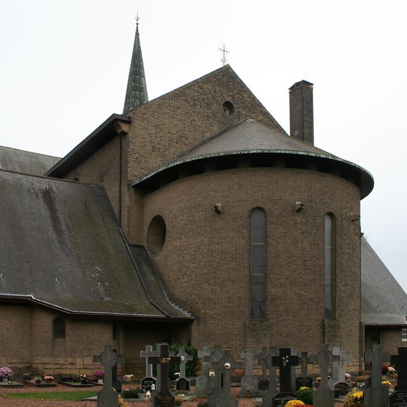 Hubertuskerk Genhout - Foto 2