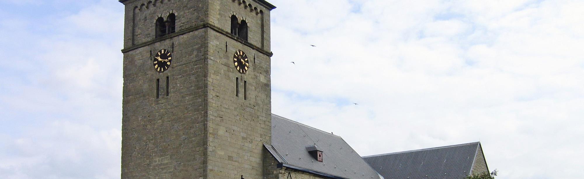 Wachttoren Heiligie Remigiuskerk