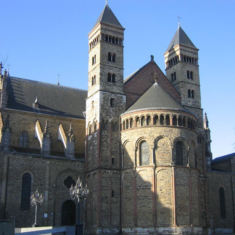 Basiliek van St. Servaas - Foto 2