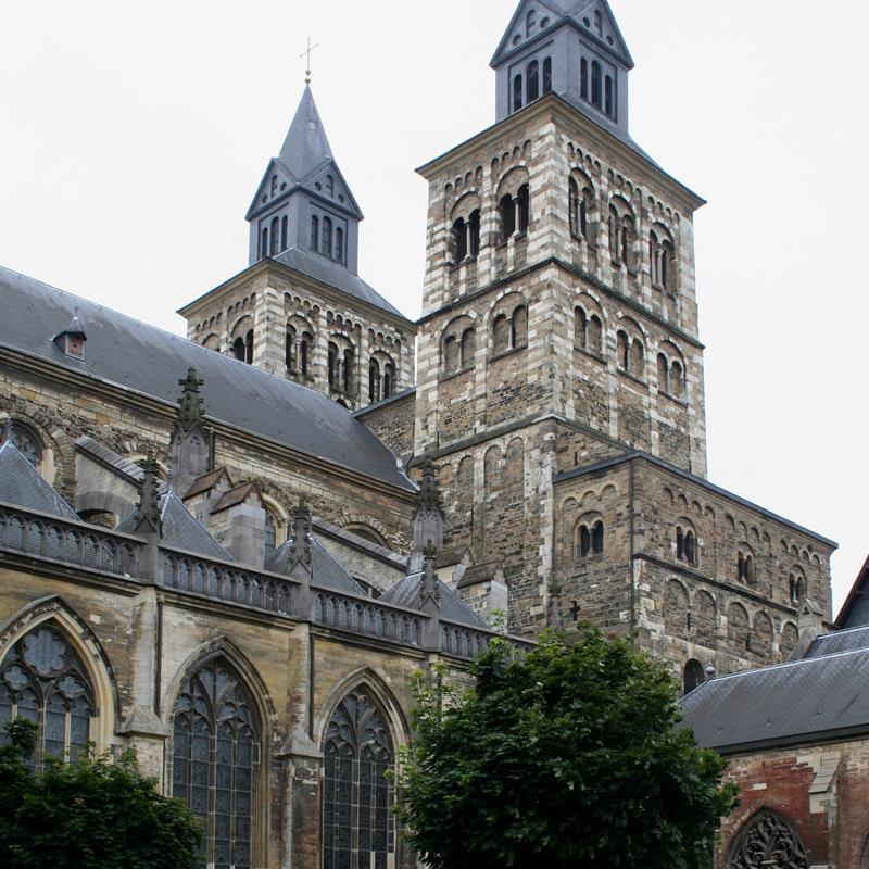 Basiliek van St. Servaas - Foto 3