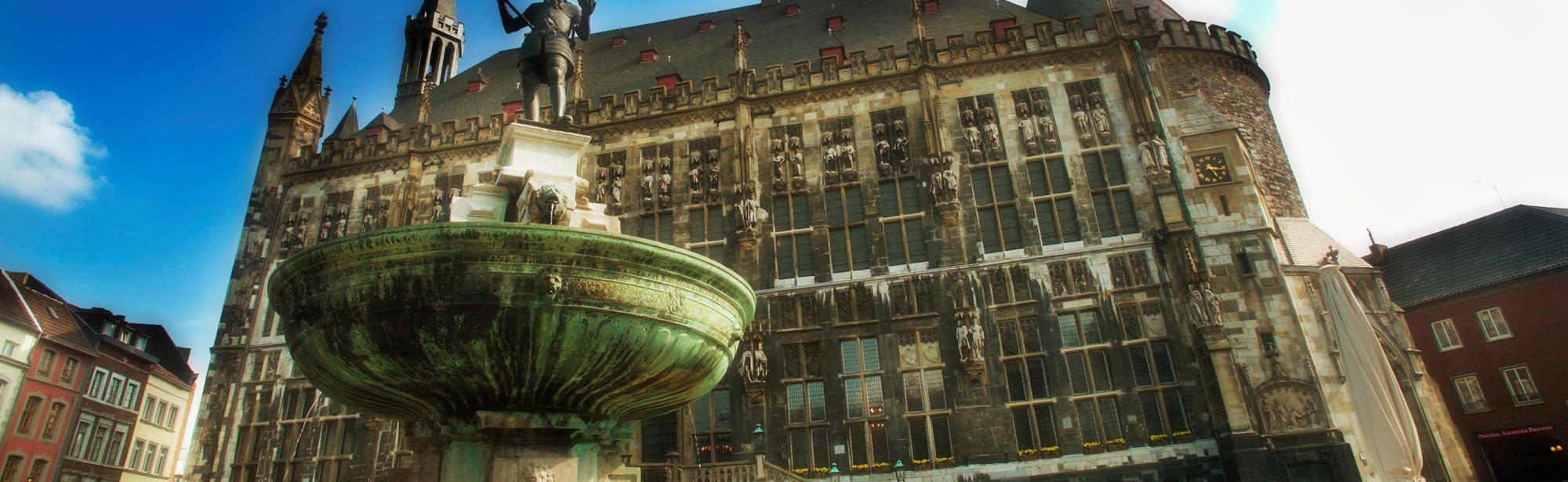 Stadhuis Aken