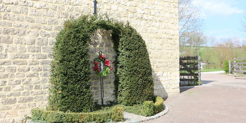 Christusbeeld Bulkemsbroek - Foto 0