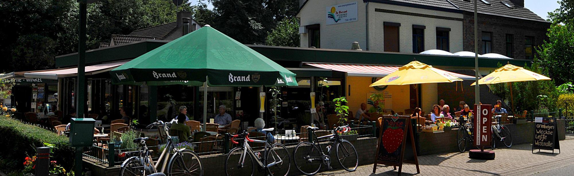 Sint Geertruid MTB-route