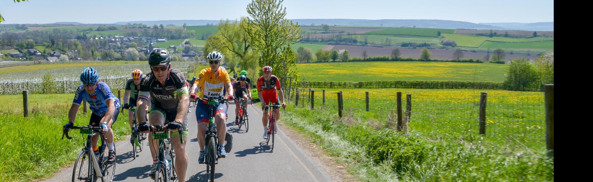 Finale Amstel Gold Race-Lus 3 Zuid-Limburg