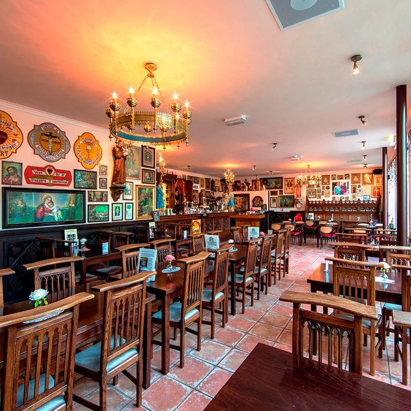 Café Restaurant De Zwarte Madonna - Foto 1