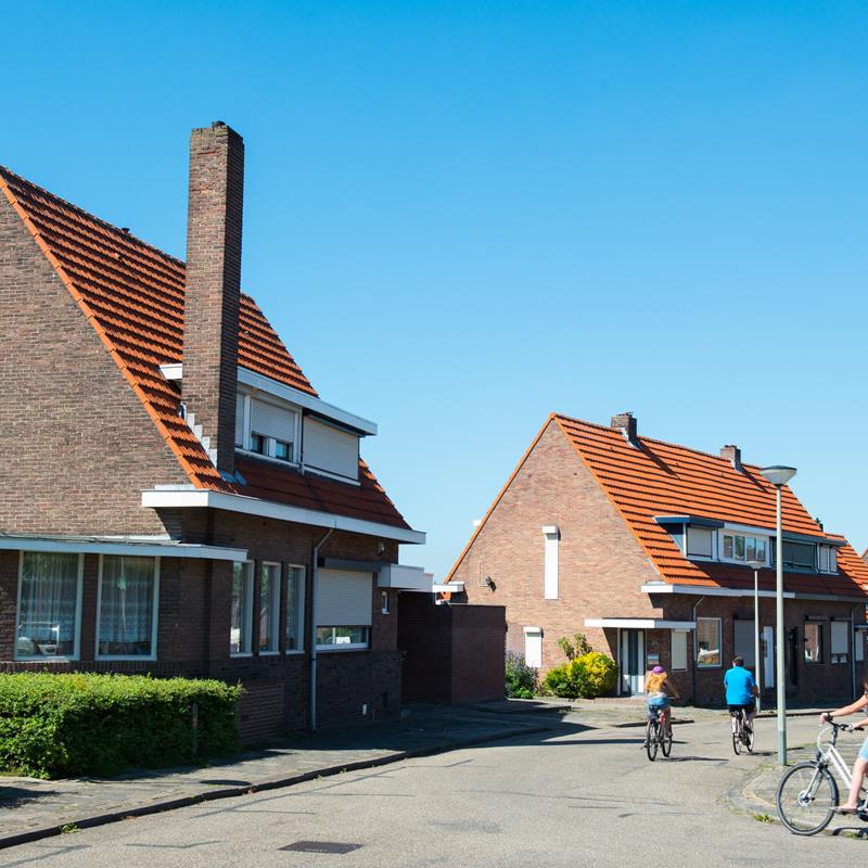 Beschermd dorpsgezicht Lauradorp - Foto 0